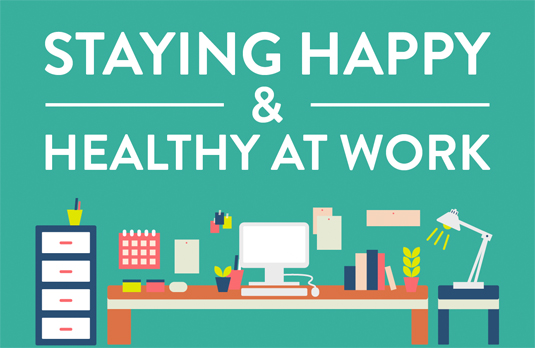 Home Office Design Tips To Stay Healthy: Stay Healthy At Work With These Posture Pointers
