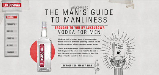guide to manliness