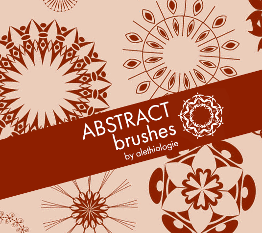 Best free Illustrator brushes - Abstract brushes