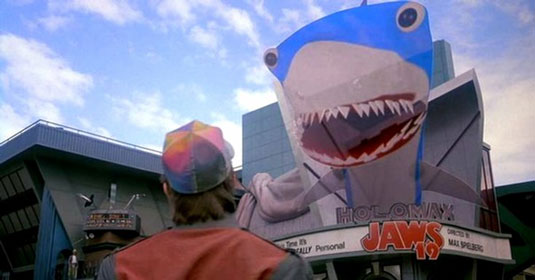 Jaws 19 projection