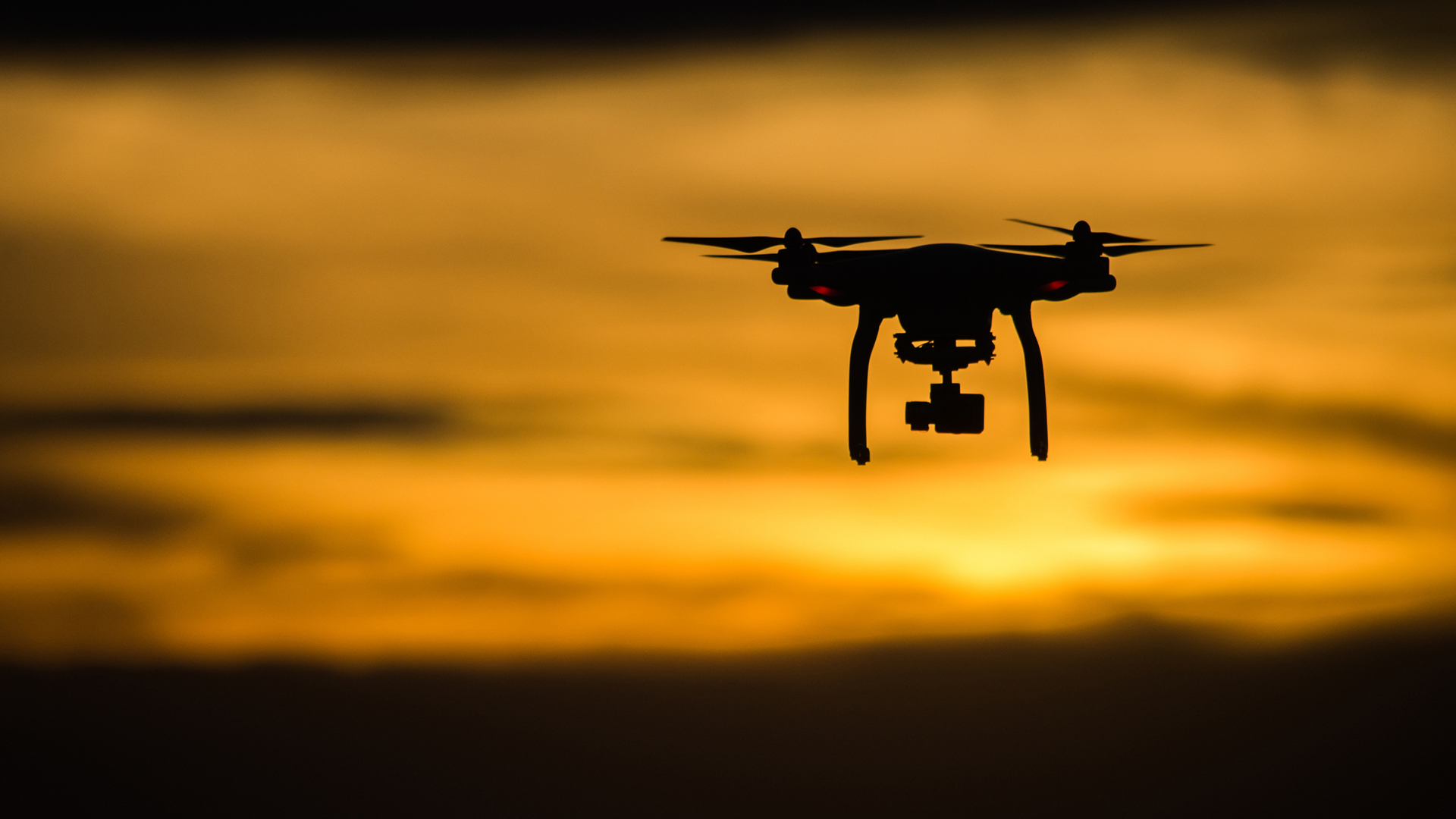Can you fly a drone at night?