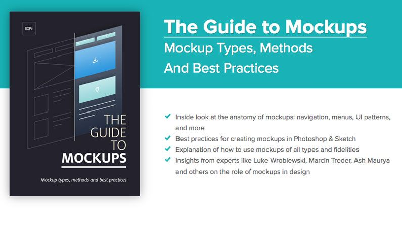 Free ebook the guide to mockups creative bloq