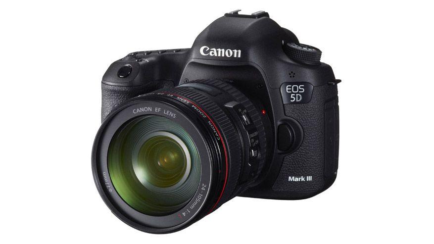 Canon Eos 5d Mark Iii Vs Canon Eos 5d Mark Ii Techradar