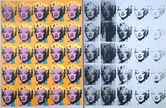 Top 5 Pop Art artists: Warhol