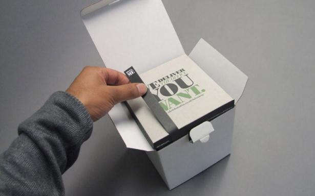 Grid London - The Takeaway Box