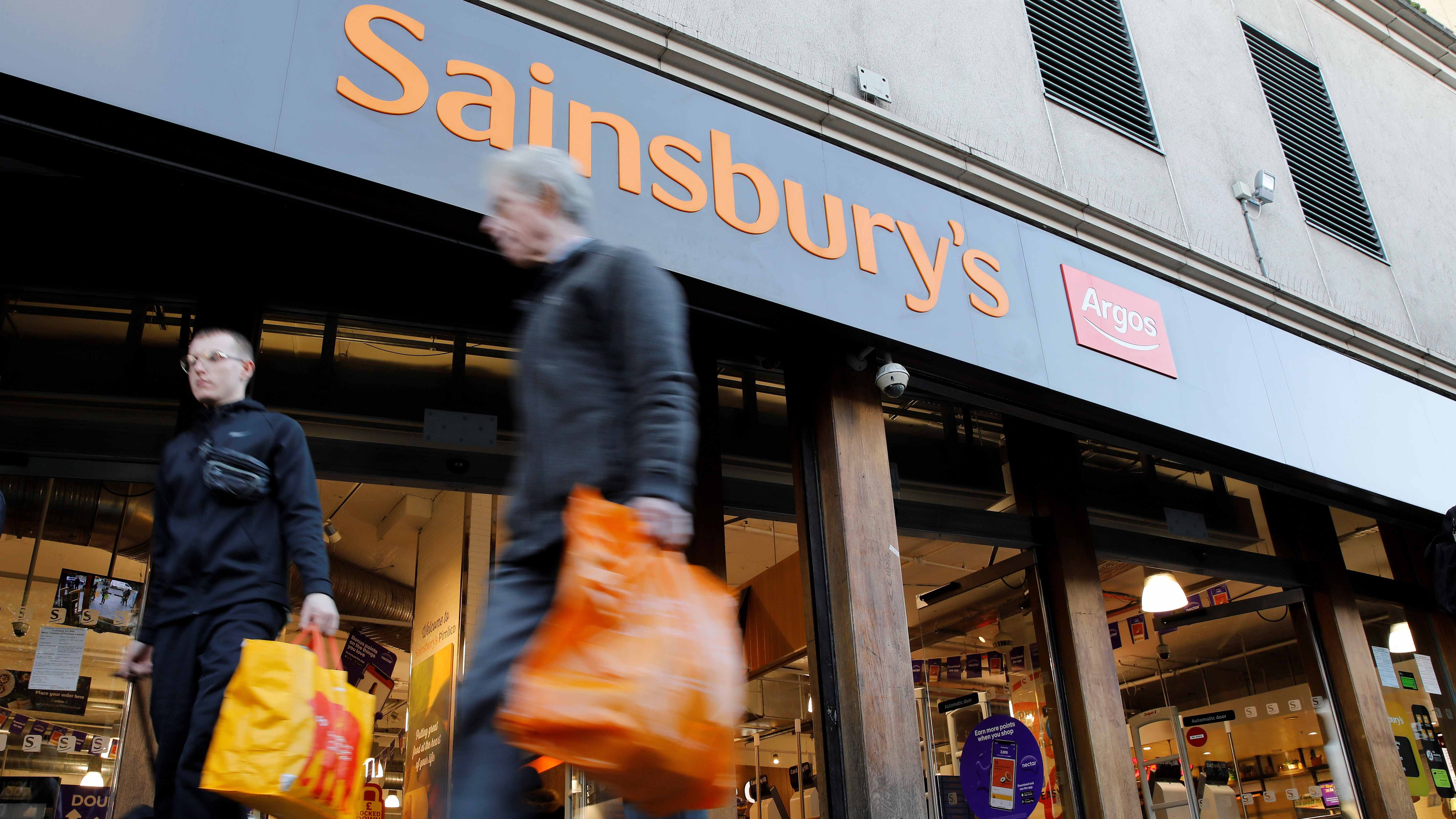 Sainsbury's online to double its home delivery and click-and-collect slots