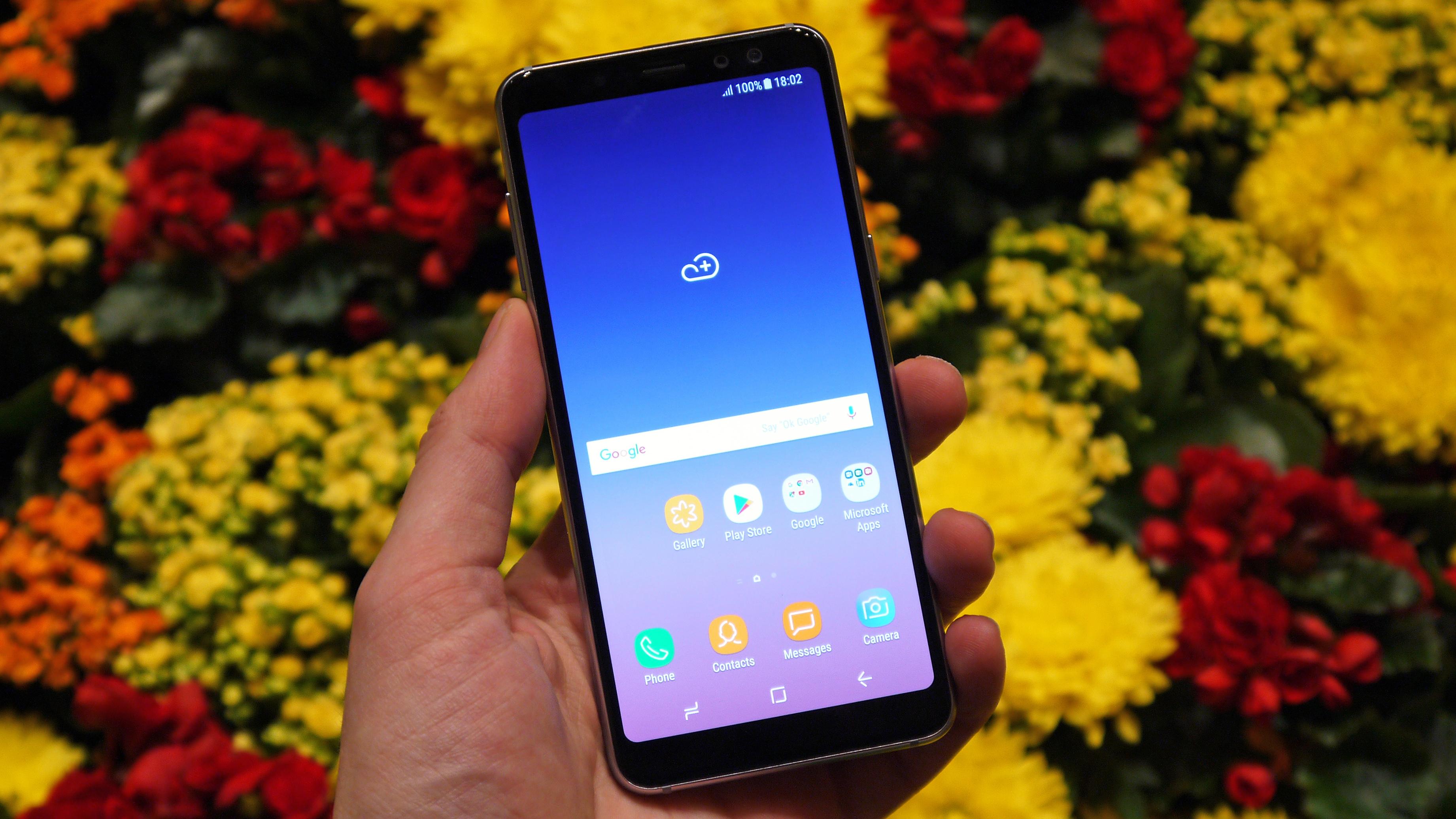 5QdmDyNXs9ocS2mXzBXo63 - Samsung's affordable, Infinity Display-toting Galaxy A8 has finally landed in Australia