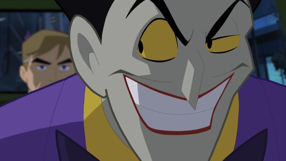 Mark Hamill and Mark Hamill kidnap Mark Hamill in this Justice League Action cartoon short