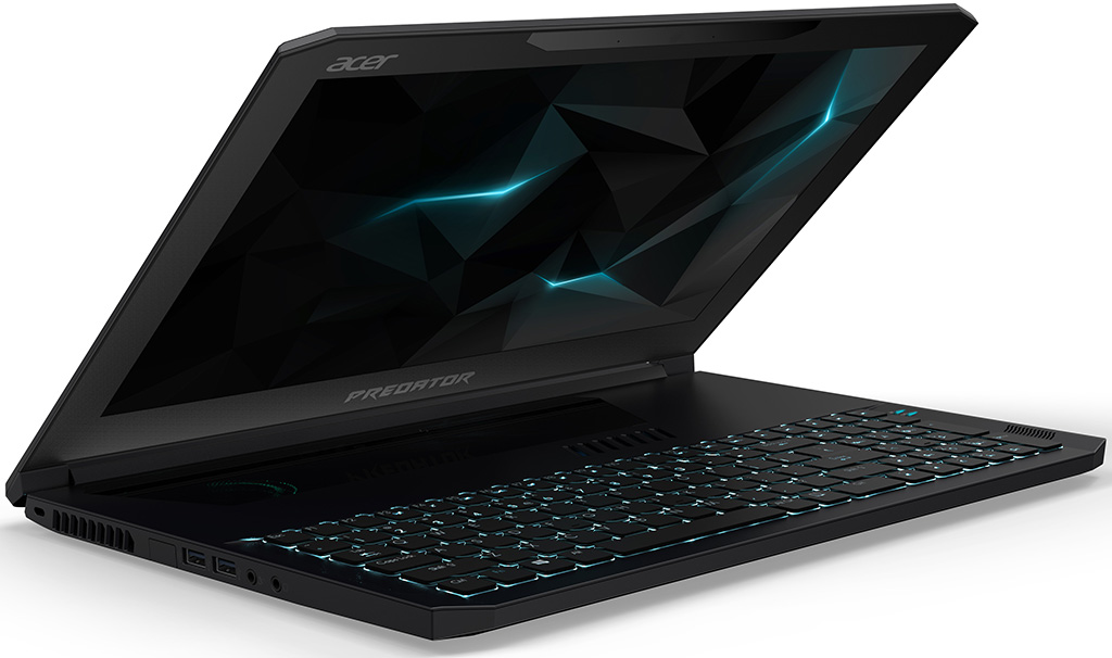 Image result for Acer's Predator Triton 700 gaming laptop packs burly hardware in a slim frame