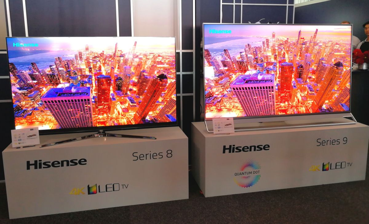 Hisense 4K TV Does Quantum Dot Tech for Way Less
