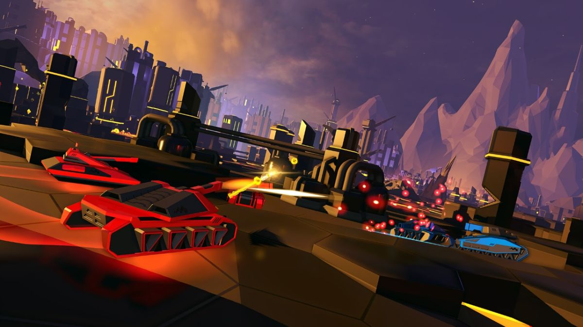 PlayStation VR launch game Battlezone comes to Rift and Vive starting with a week-long beta