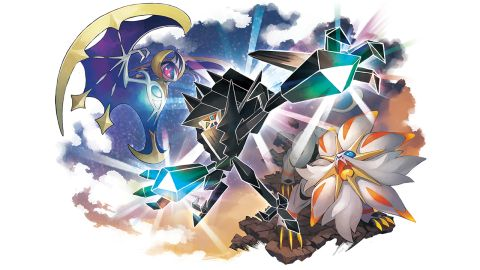 Ultra Sun and Ultra Moon items added to Pokémon Go