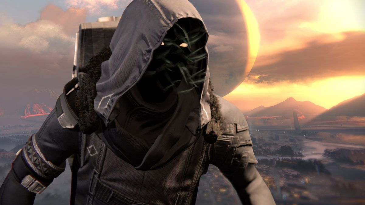 Destiny: Xur weapons, gear, and location, April 21 - 23. Suros Regime, Zalo Supercell, and Dragon's Breath!