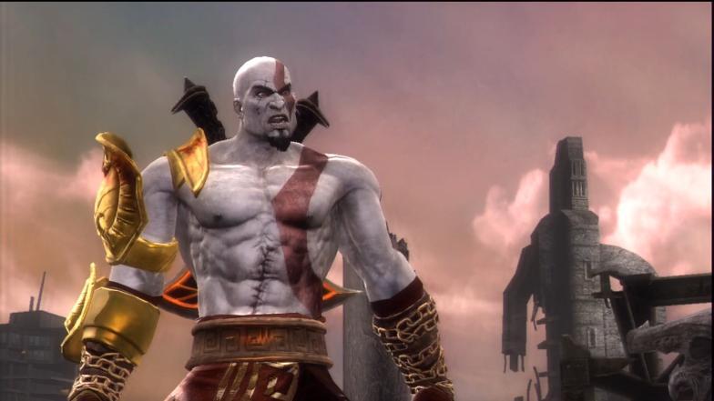 Mortal Kombat 9 War Kratos Fear Costume Alternate – Fondos de Pantalla