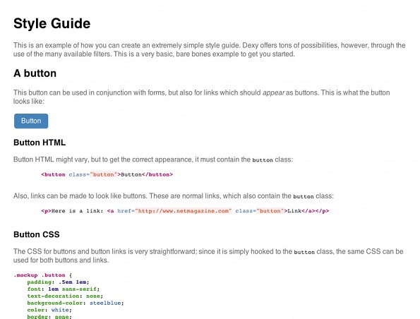 how to create a web document