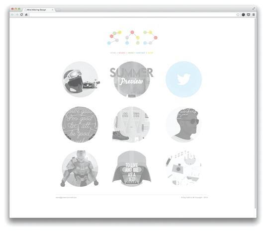 HTML animated logo design 26