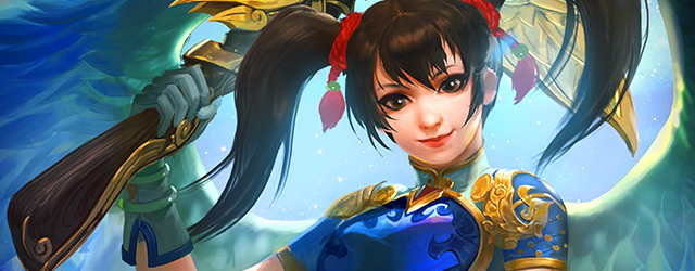 Smite fans we ve got 5 000 jing wei keys to give away pc gamer