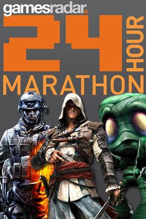 GamesRadar 24 Hour Marathon Extravaganza! | GamesRadar+