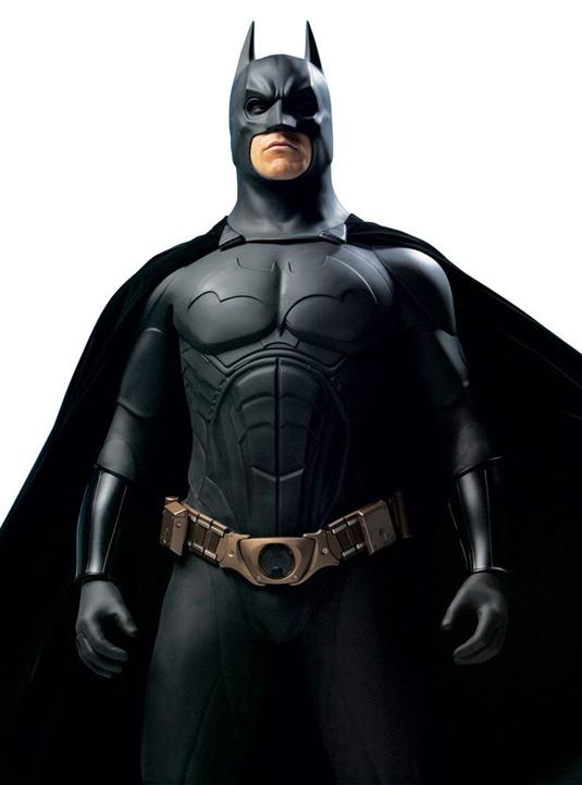 Dark Knight Rises: the Batman Begins suit