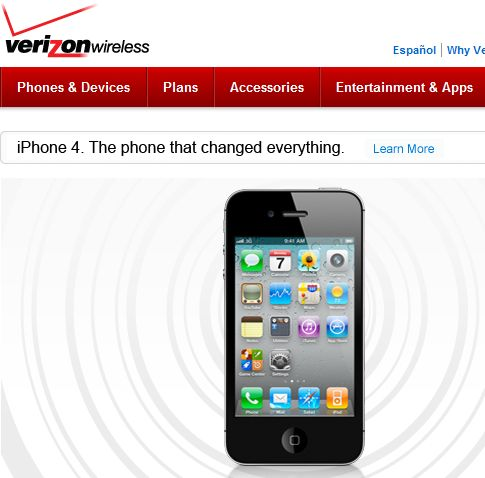 16 per cent of at t customers plan switch to verizon iphone itproportal. Black Bedroom Furniture Sets. Home Design Ideas