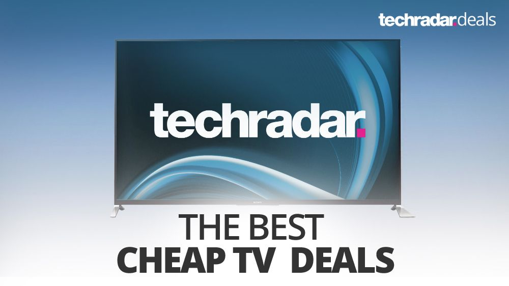 The best cheap TV deals in the US on Black Friday 2017: 4K TVs for any budget