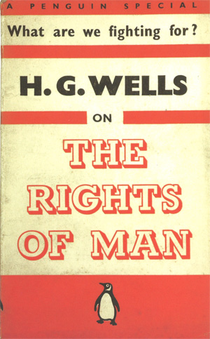 Penguin Covers: The Rights of Man