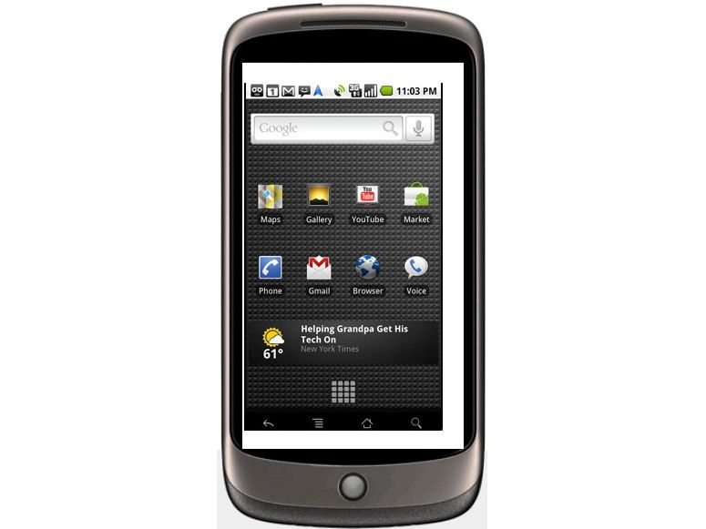 Google Nexus One Review Techradar