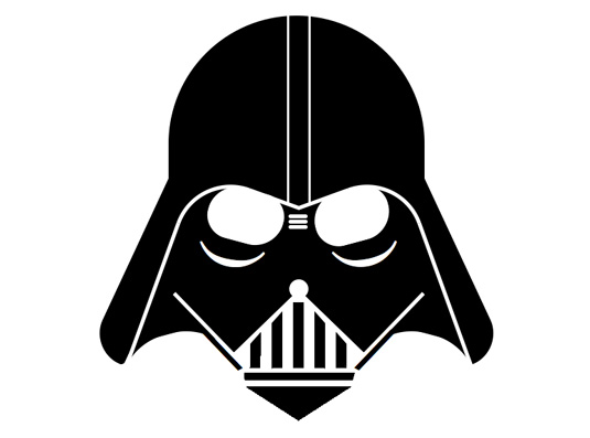 CSS3 images: Darth Vader
