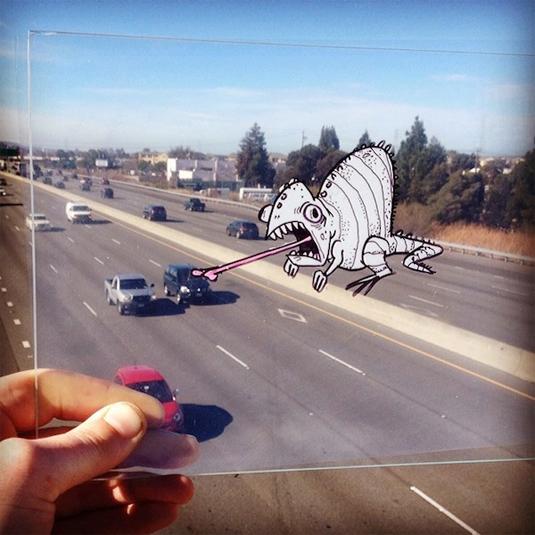 Marty Cooper doodles