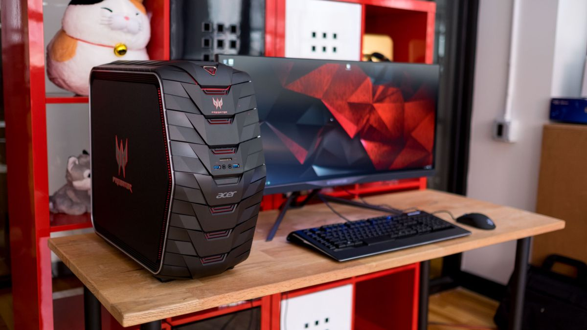 Acer Predator G6 Review Techradar