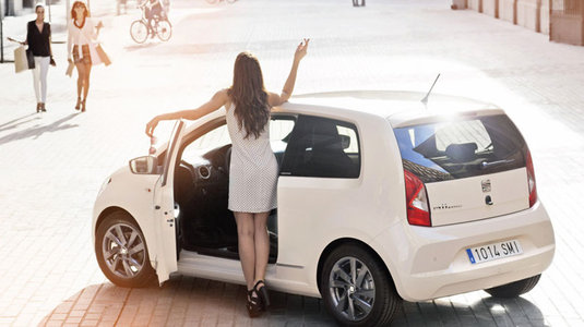 seat mii competition