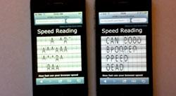 iOS 4 vs. iOS 5