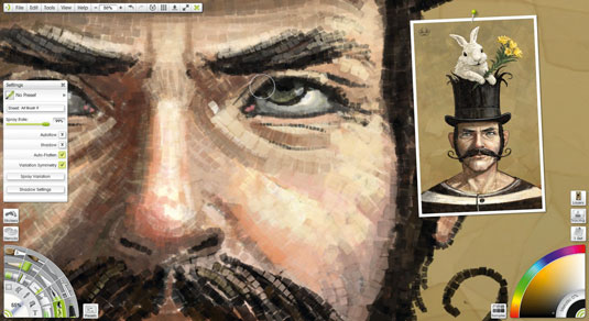 art rage screen shot 1