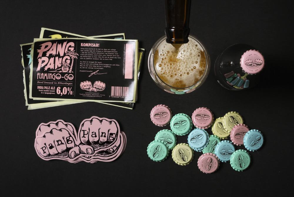 Pang Pang packaging