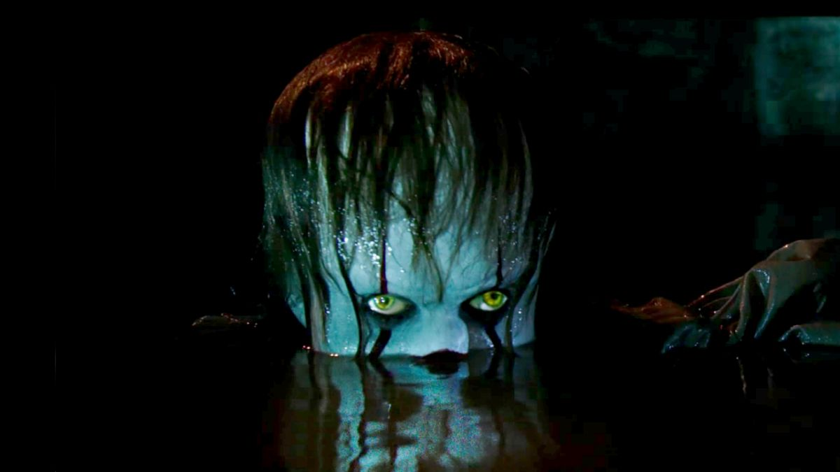 The IT trailer is here and it's chillingly, terrifyingly perfect