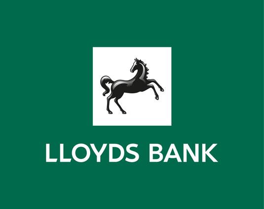 Lloyds bank new branding