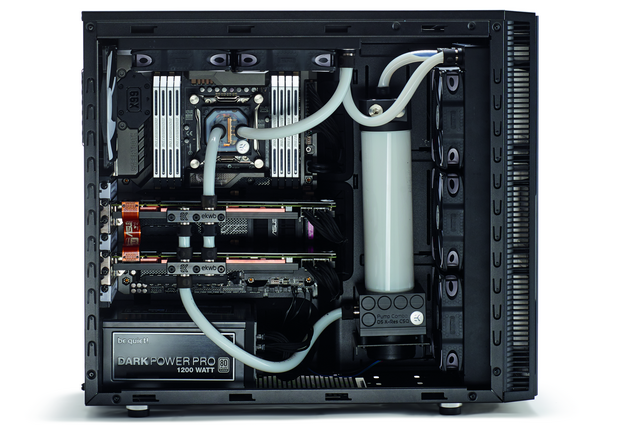 Where is the best place to find powerful and efficient liquid cooling systems for my PC?