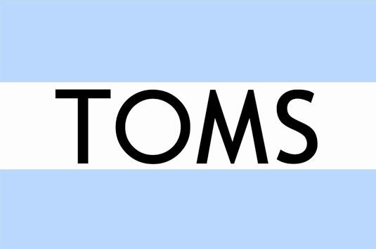 Top brands: Toms