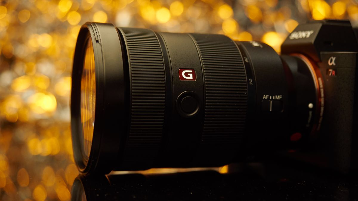 10 Things We Never Knew About Sony Lenses Techradar