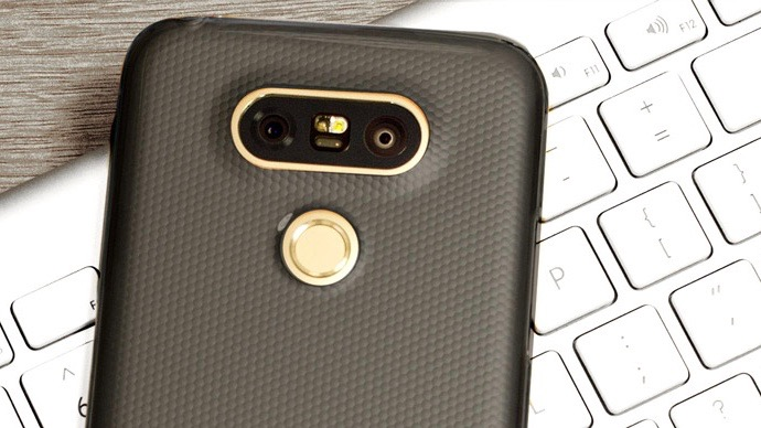 LG G5 Crystal Guard Case
