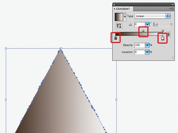 Add depth and texture in Illustrator 9