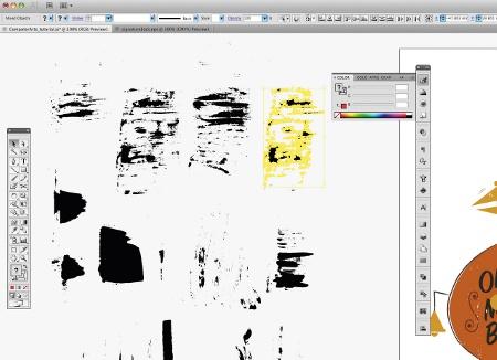 texture vector edit