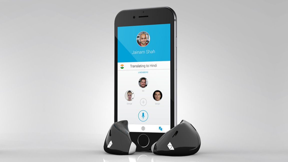 This Earpiece Could Be The Universal Translator Of The