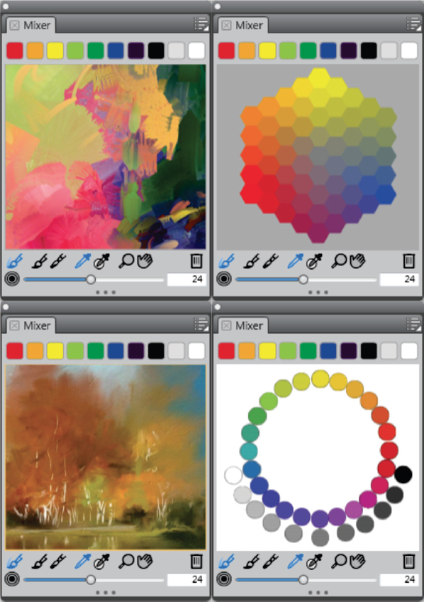 Get started with corel painter x3 creative bloq Digital art painting software