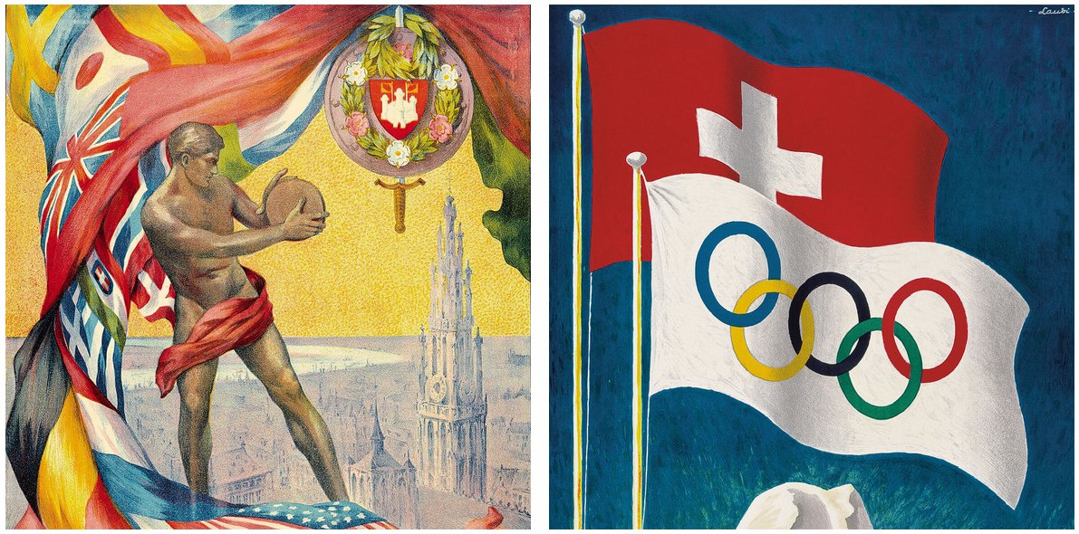 Olympic Heritage Collection