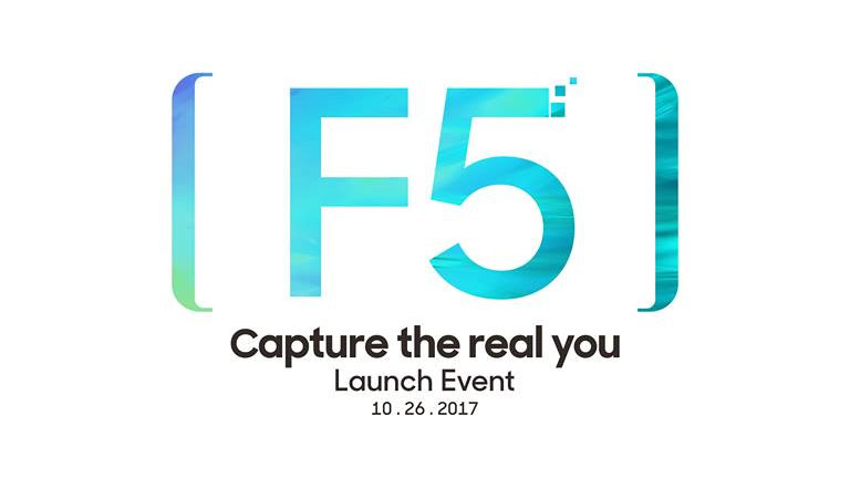 Oppo is gearing up to launch F5 with 18:9 display on October 26