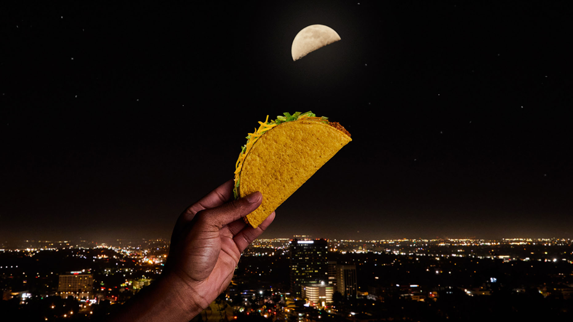 Celebrate the 'Taco Moon' with a free taco from Taco Bell tonight! thumbnail