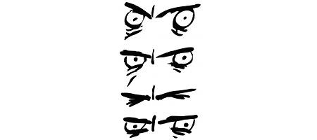 blink frames loose