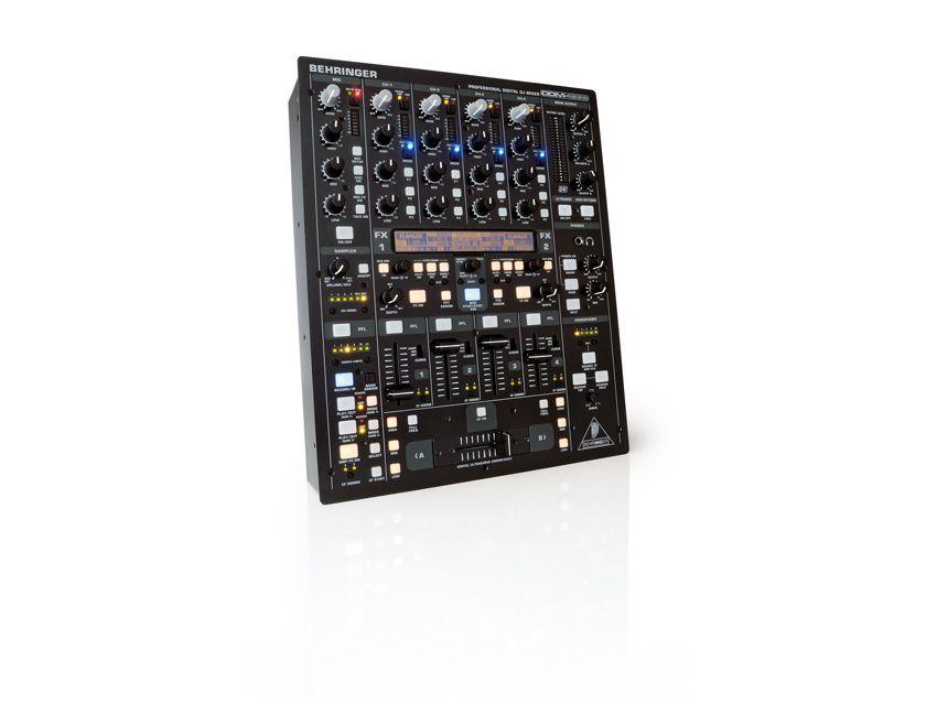 Behringer Ddm4000 Dj Mixer Review Musicradar