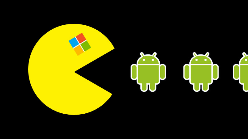 Dear Microsoft, please don't eat my Android phone | TechRadar